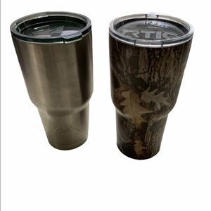 Ozark and RTIC Stainless Steel Tumblers NEW